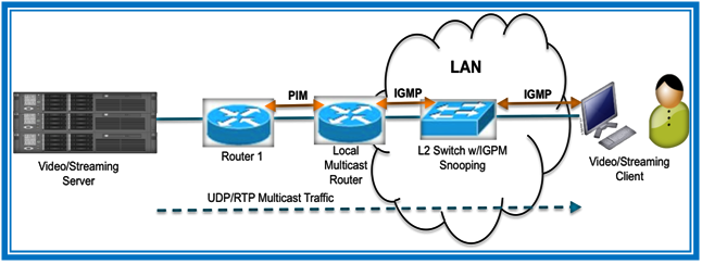 NS3 MULTICAST PROJECTS